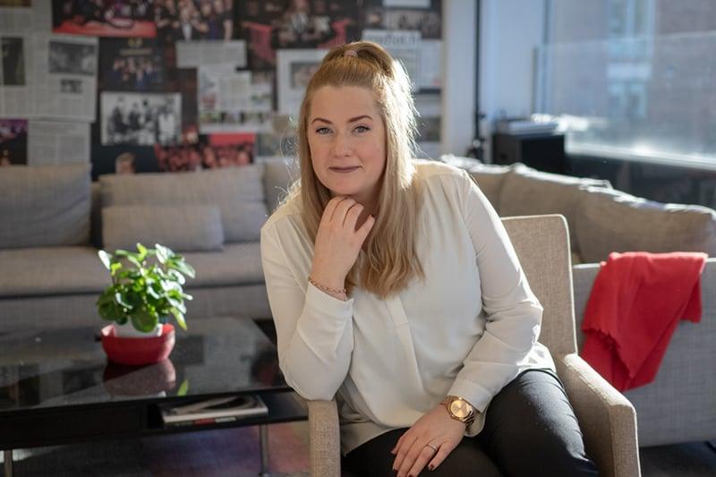 Anna Lujanen - Screenforce
