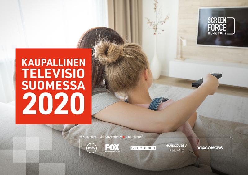 Kaupallinen Televisio Suomessa -julkaisu