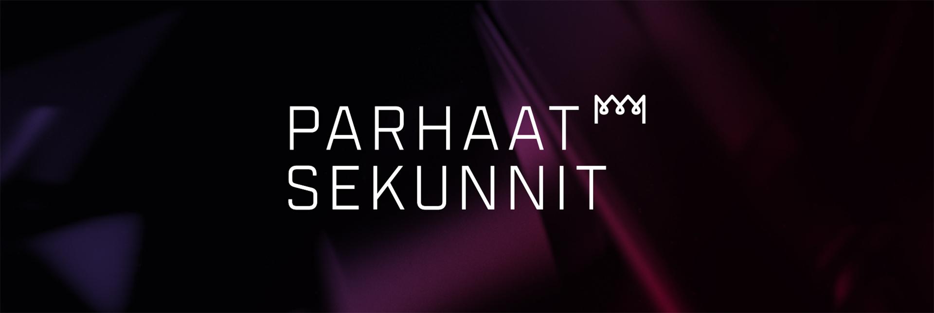 PARHAAT SEKUNNIT-kilpailun uusi 2019 kausi on nyt!