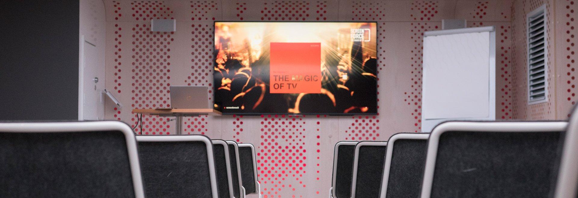 Kooste tapahtumasta Screenforce Showroom: Ajankohtaista TV-mainnonnasta ammattilaisille
