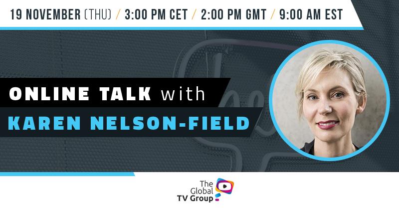 Raportti webinaarista: Online Talk with Karen Nelson-Field