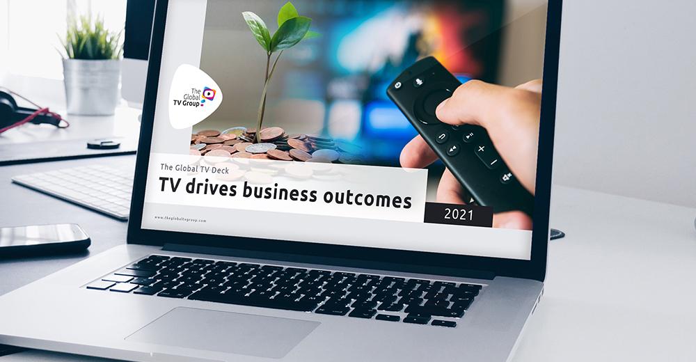 Uusi globaali tietopankki julki: TV ohjaa liiketoiminnan tuloksia